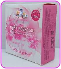K Collagen k brothers gluta collagen whitening soap 60g price from konga in