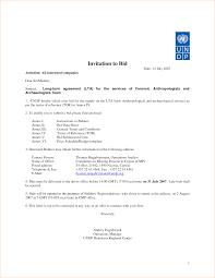 Business Service Offer Letter Sample by Bid Proposal Sample Business Proposal Templated Business