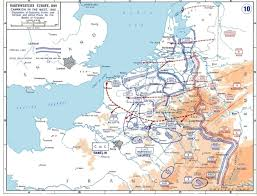 Ww2 Europe Map Iain Laird U0027s Family History Project 51st Highland Division At