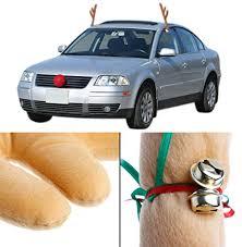 reindeer ears for car car accessory reindeer kit car costume christmas theme car