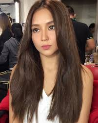 katrine bernardor hair color 15 best queen kath images on pinterest kathryn bernardo asian