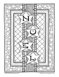 christmas coloring pages pain management stress relief
