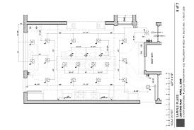 coffee shop floor plan lighting plan thraam com