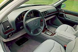 mercedes s500 1996 1992 99 mercedes s class consumer guide auto