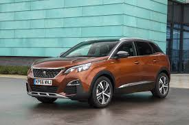 peugeot sport car 2017 peugeot 3008 2017 car review honest john