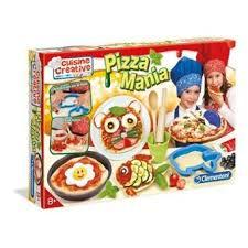 jeux de cuisine de pizza gratuit pizza mania clémentoni cuisine achat prix fnac