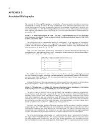 appendix b annotated bibliography helicopter noise information