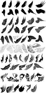 wings templates tattos tatt tattos and tatoos