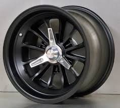 Black Mustang Rims For Sale Vintage Fia 15 Series Vintage Wheels Mustang Rod And
