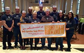 island soup kitchen volunteer holy apostles soup kitchen as york city s largest emergency