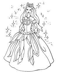 wedding dress coloring pages barbie princess in her wedding dress colouring page happy colouring