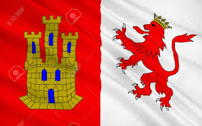 Flag Capital Flag Of Caceres Is The Capital Of Caceres Province In The