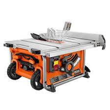 ridgid 13 10 in professional table saw skil 3410 02 table saw with folding stand review tool nerds