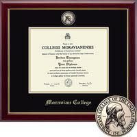 college diploma frames diploma frames moravian college bookstore