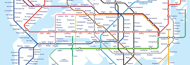 Seattle Subway Map by Public Transportation Inhabitat Green Design Innovation