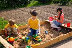 backyard sandbox design and ideas house