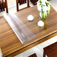 clear table top protector coffee table protector glass top round for decor 10 brilliant with