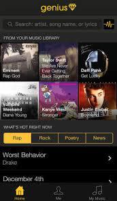 song lyric annotation website rap genius launches official genius