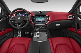 maserati car interior 2017 2015 maserati ghibli cockpit interior photo automotive com