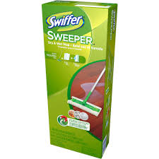 Swiffer Wet Jet For Laminate Wood Floors Swiffer Sweeper Starter Kit Walmart Com