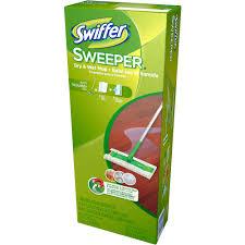 Can You Use A Swiffer On Laminate Floors Swiffer Sweeper Starter Kit Walmart Com