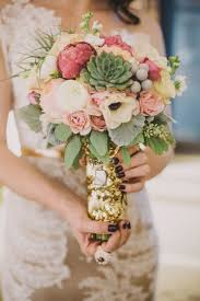succulent bouquet 75 succulent wedding bouquets happywedd