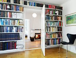 Bookcases As Room Dividers 15 Collection Of Freestanding Bookcase Wall