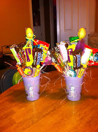 candy basket ideas diy candy bouquet crafts with candy candy bouquet projects