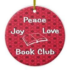 book club ornament book club ideas book clubs
