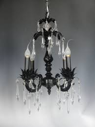 Small Black Chandelier 52 Best Chandeliers Images On Pinterest Black Chandelier