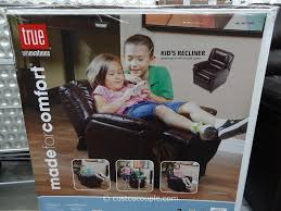 Costco Recliners True Innovations Kid U0027s Recliner