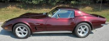 1973 chevy corvette for sale 1973 chevrolet corvette stingray coupe restored