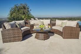 Wicker Dining Patio Furniture Outdoor Rattan Furniture Moncler Factory Outlets Com