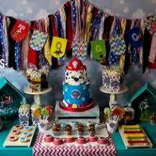 paw patrol party ideas boy birthday catch party
