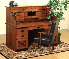 mission style computer desk mission style computer desk with hutch desk standard mission roll
