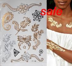cheap henna flower tattoo free shipping henna flower tattoo