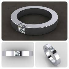 ring men get the best mens engagement rings bingefashion