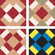 vintage halloween pattern background design a quilt with these free quilt block patterns