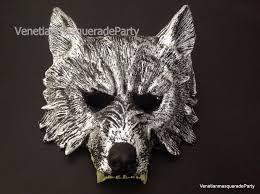 animal masquerade ball wolf mask for halloween xmas costume