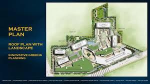 Plan 65 M3m Heights 65th Avenue Master Plan Sector 65 Gurgaon Golf