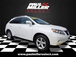 lexus rx 350 base pre owned 2011 lexus rx 350 base awd 4dr suv in parsippany sj5478