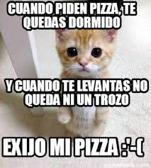 Kitty Meme Generator - cat pizza meme best cat wallpaper 2018
