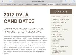 dammeron valley hoa board not acknowledging recent exit of members