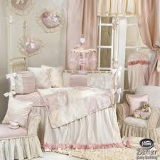 light pink crib bedding baby nursery great picture of vintage baby nursery room design
