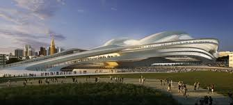 gallery of japan stands behind plans to build zaha hadid u0027s tokyo