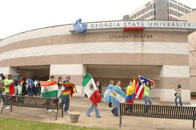 Georgia State University Campus Map by Georgia State University Ciber