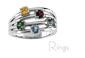 mothers rings with birthstones sparklemom custom birthstone jewelry for rings birthstone