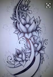die besten 25 lotus blumen design ideen auf pinterest lotus