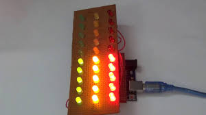 led light chaser sequencer included code for custom sequence