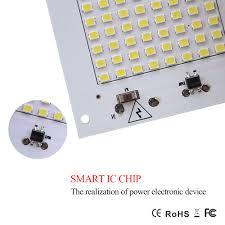 smart outdoor flood light cob led bulbs chip l smart ic 220v 90w 50w 30w 20w 10w for